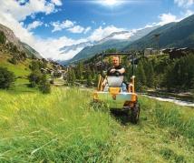 AS Motor 940 Sherpa 4WD zit-bosmaaier